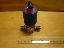 "FLOWLINK VALVE, 1/4"" VCR MALE, NORMALLY CLOSED (NC) 1/8"" NPT PNEUMATIC INPUT"