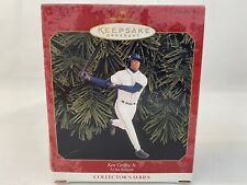 Ken Griffey Jr. At The Ballpark Hallmark Keepsake Ornament Collector's Series
