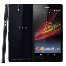 """Gris Original Unlocked SmartPhone SONY Xperia Z C6603- 5.0"""" 4G/3G Wifi 13.1MP"""