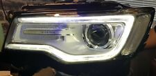 Jeep Grand Cherokee WK Left Hand Side HID Headlight WITH AFS 68111037AF