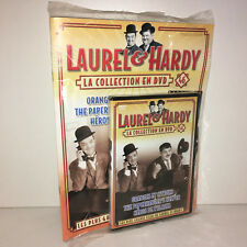 LAUREL ET (&) HARDY la collection en DVD n° 46 : ORANGES ET CITRON... DC41Z