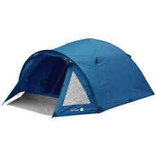Tende da campeggio ed escursionismo cupola blu 3 persone