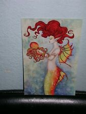 Amy Brown - Mermaid - Mini Print