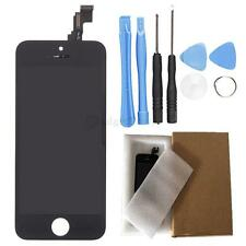 Replacement Black Glass LCD Touch Screen Digitizer Assembly for iPhone 5C +Tool