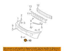 TOYOTA OEM Highlander Bumper-Foglight or Tow Hook Cover Cap Left 8148248020A0