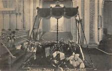 Kongens Baare Domkirken Norway? Brevkort c1910s Vintage Postcard