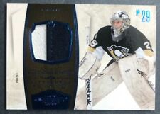 2010-11 Panini Dominion Prime Game Jersey #78 Marc Andre Fleury 14/25 -2 Colors