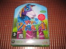 XBOX 360 VIVA PIÑATA EDICION LIMITADA PAL ESPAÑA NUEVO PRECINTADO XBOX 360