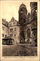ROCHSBURG a.d. Mulde AK Burg um 1930 Sachsen Region alte Postkarte ungelaufen