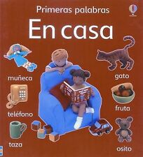 En Casa (Usborne Primeras Palabras) (Spanish Edition)