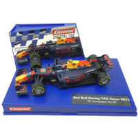 Carrera DIGITAL 30818 Red Bull Racing TAG Heuer RB13 M.Verstappen 1/32 Slot Car
