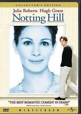 Notting Hill (Dvd, 1999, Collectors Edition Widescreen)