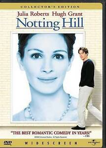 Notting Hill NEW DVD Julia Roberts.