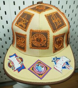 NEGRO LEAGUE BASEBALL MUSEUM Fitted Hat 7 3/8 - New with Tag NWT