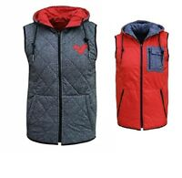 Voi Mens Gilet, Voi Jeans Mens Hooded Jacket - Size - Small - X Large