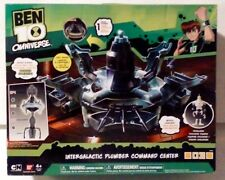 Ben 10 Omniverse Intergalactic Plumber Command Center with Petalliday New MISB