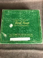 Vintage 1980's Trivial Pursuit Game All Star Sports Edition Subsidiary Card Set