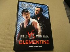 "DVD ""CLEMENTINE"" Steven SEAGAL, Jun LEE / film Coreen de Kim DOO-YOUNG"