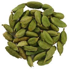 Baccelli di Cardamomo Verde 50 grammi, tutti, interi, marca: sumaagadham SPEZIE,50 g