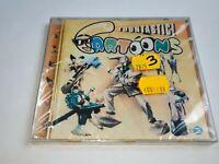 0121- CARTOONS TOONTASTIC CD -- NUEVO PRECINTADO -- LIQUIDACIÓN