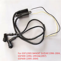 1x New Ignition Coil for Suzuki GSF400 GSF600 GSF1200 Bandit. GSF 400 600 1200