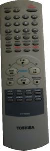 Original TOSHIBA VT-752EW VCR Remote Control for V233/242/243/253/633/634/642/64