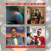 Charley Pride - Burgers & Fries/Little Bit Of Hank/Best There Is + (2CD)  NEW
