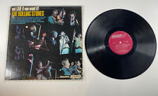 The Rolling Stones - Got Live If You Want It Vinyl LP Record - MONO LL 3493