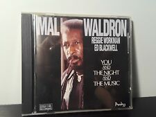 Mal Waldron - You And The Night And The Music (CD, 1986, ProJazz)