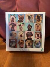 Follow Your Nose Dog Buffalo 300 Piece Puzzle
