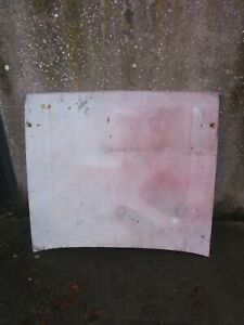 Mk2 Ford Escort Rally Car Steel Bonnet