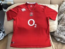 Nike England Rugby Union 2014-16 Away Shirt 2014-16 Size XL In Great Condition