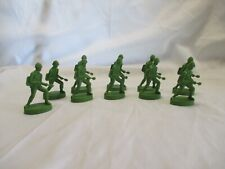 LOT OF (10) Rare Toy soldier Plastic Armed Forces Entertainment Playing Guitar