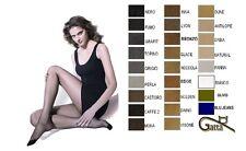 Gatta fins Mat Collants Collant avec Français Couture Rouge 20 le Beige 4 - L