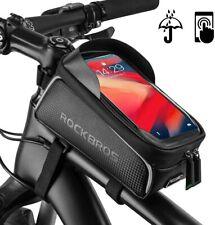 Rahmentasche Universal Fahrradtasche Handy Smartphone Fahrrad Halterung De