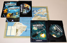 SILENT Hunter III & seewölfe allargamento-con seekarte manuale PC DVD-U BOOT