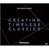 PentaTone Classics SACD Music CDs