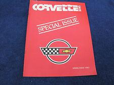 Corvette News - Spring 1983, 1983 Model Year