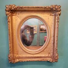 Beautiful 19th C. Gilded Hudson River School Mirror Frame
