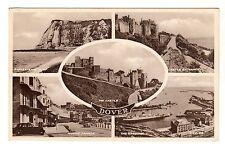 Dover - Multiview Photo Postcard 1940s / Kent
