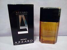 AZZARO POUR HOMME MAN UOMO EAU DE TOILETTE SPLASH 100 ML. OLD FORMULA VERY RARE