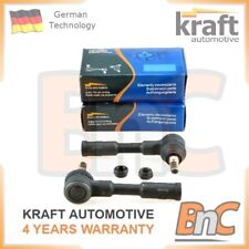 # 2x L/R FRONT OUTER TIE ROD END SET PAIR TRACK JOINT OPEL VAUXHALL ASTRA ZAFIRA