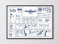 Campagnolo Record / Nuovo Record poster 1973