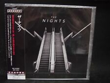 THE NIGHTS ST + 1 JAPAN CD The Magnificent Reckless Love Tony Mills Band