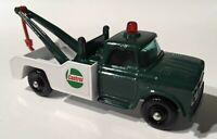 Phantom Matchbox Lesney #13 Castrol Dodge Wreck Truck.