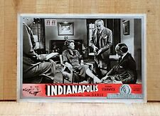 INDIANAPOLIS fotobusta poster Clark Gable Stanwyck Menjou To Please a Lady D17