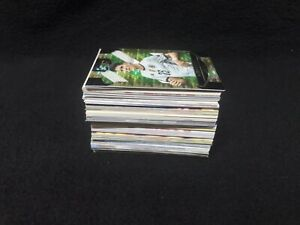 MIXED LOT OF 100+ BULK SOCCER TRADING CARDS - INSERTS RARES - PANINI