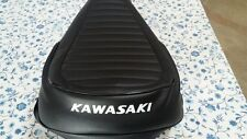 Kawasaki-G4-KV100 1970-1978-Brand-New-HIGH-QUALITY-Seat-Cover (K25w)