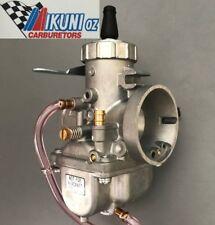 Mikuni VM34-168 VM Series Roundslide Carburetor with Lefthand Idle Screw