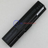 5200Mah For Toshiba Satellite L500D L505D Battery PA3534U-1BRS PABAS098 PABAS174